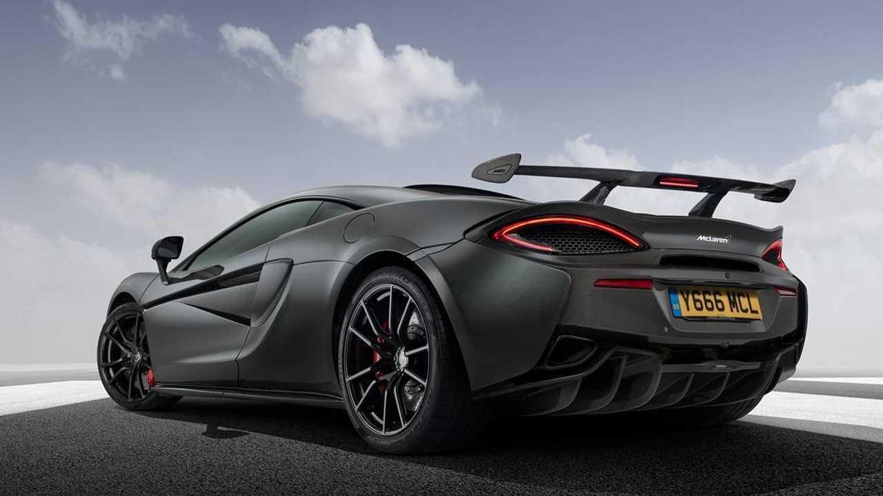McLaren 570S MSO Defined High Downforce Kit