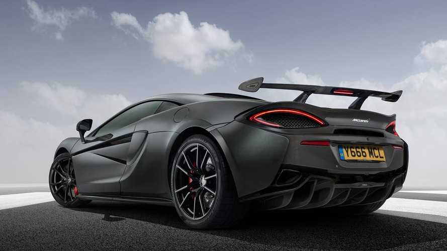"Megérkezett az ""MSO Defined High Downforce"" csomag a McLaren 570S-re"