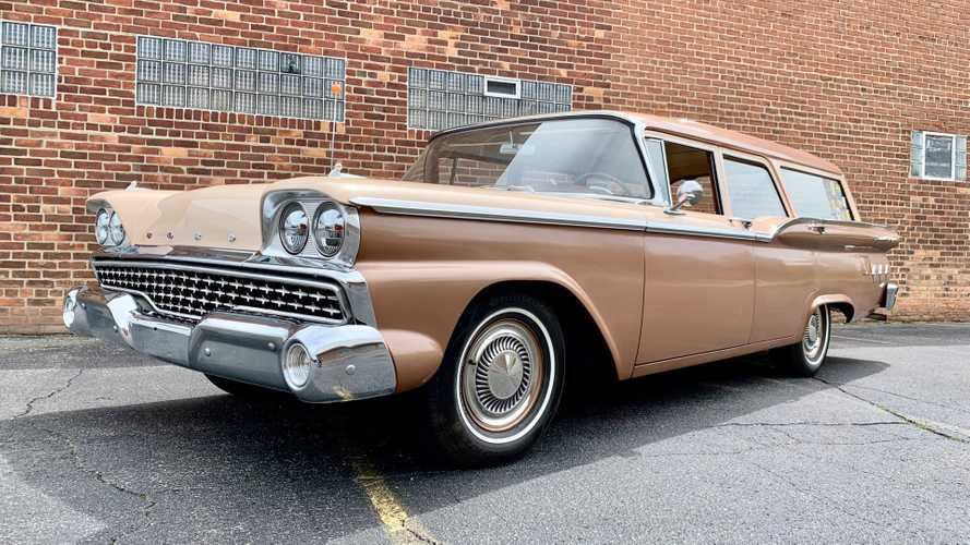 1959 Ford Ranch Wagon Reminds Us Why Wagons Are Cool