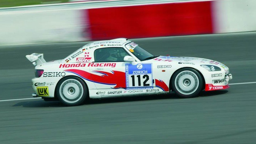 Honda S2000 Club Racer Prototype to Debut at New York