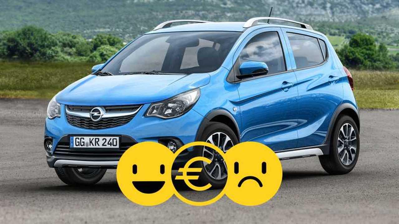 Copertina Promozione Opel Karl Rocks