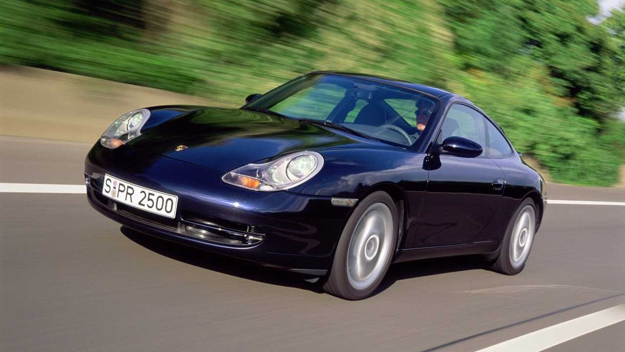 Porsche 911 Carrera (996)