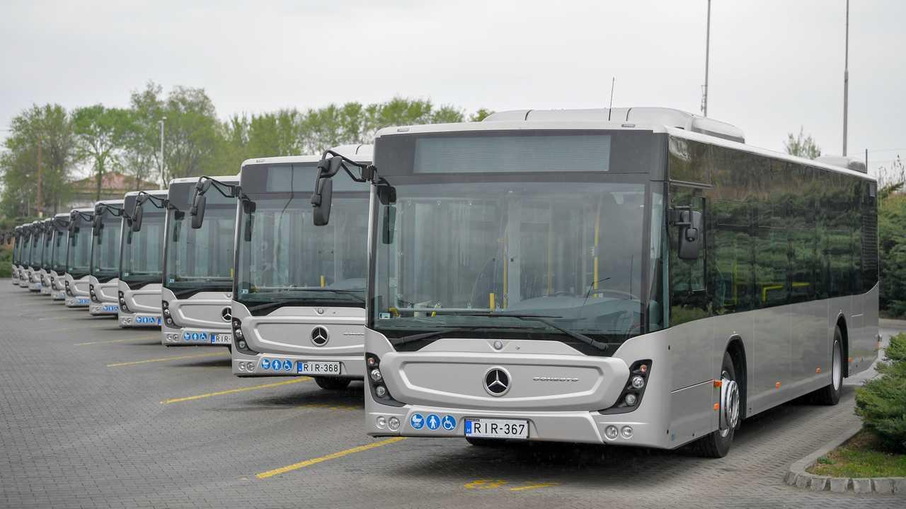 Mercedes Connecto autóbusz