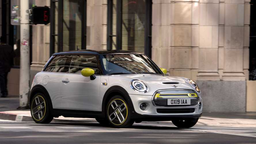 MINI Expands Availability Of MINI Electric To 6 More Countries
