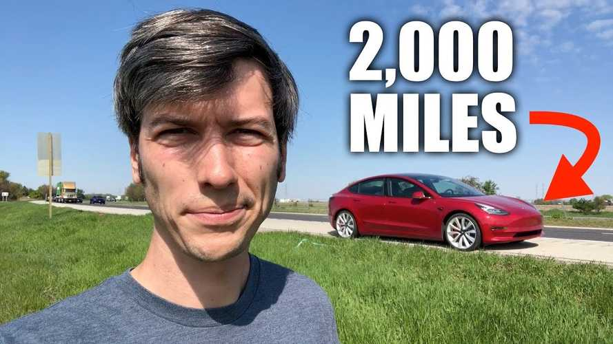 What Can A Model 3 Road Trip Teach About EVs?