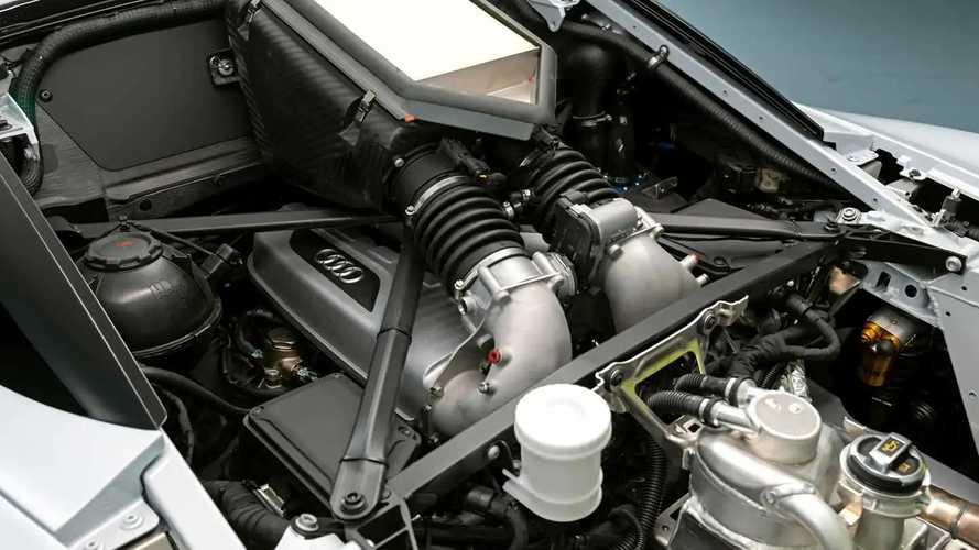 2020 Audi R8 LMS GT2 Yarış Otomobili