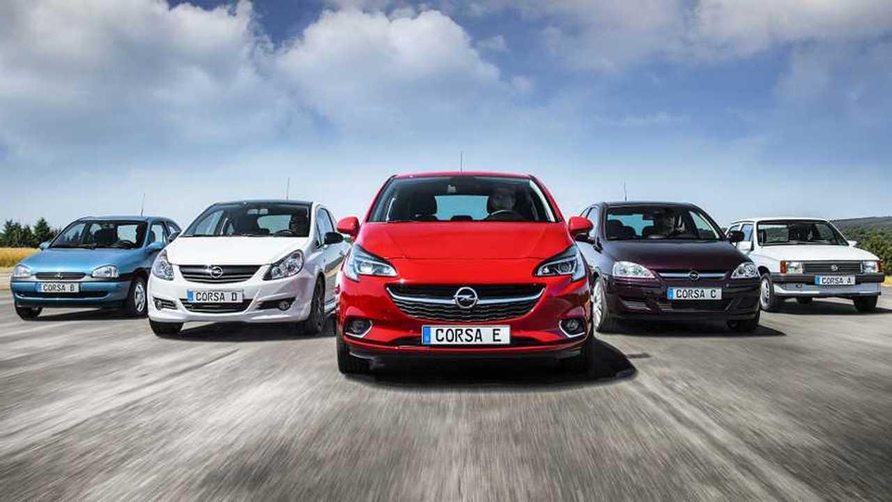 Opel, 120 anni di storia