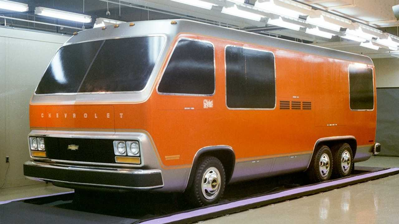 1972 Chevy Chalet Royale