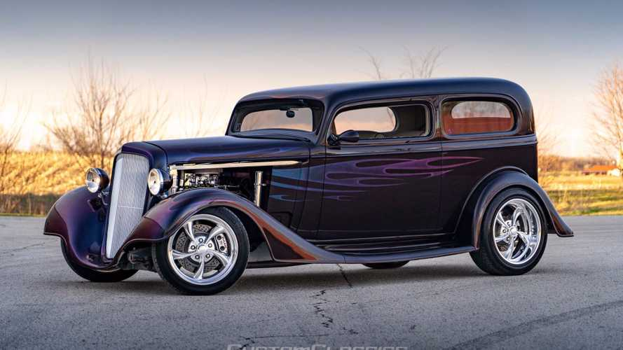 Watch: Show And Street Ready 1934 Outlaw Street Rod