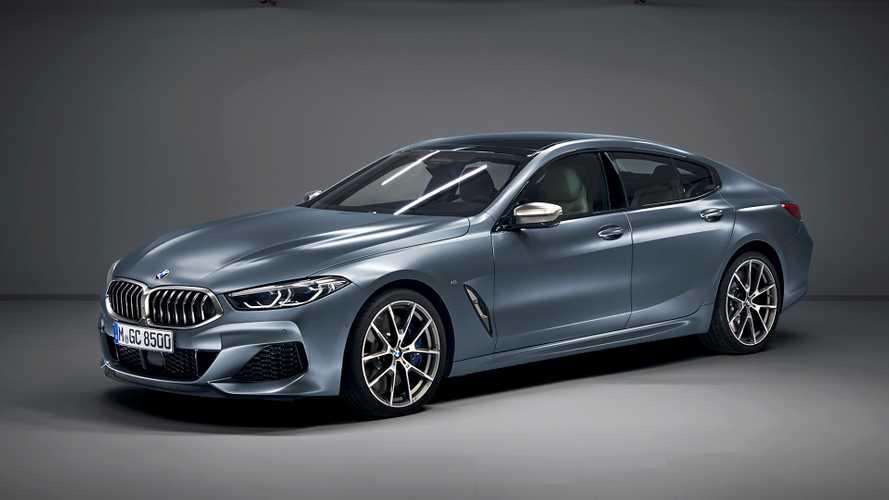 So kommt das BMW 8er Gran Coupé: Alle Daten, Bilder und Preise