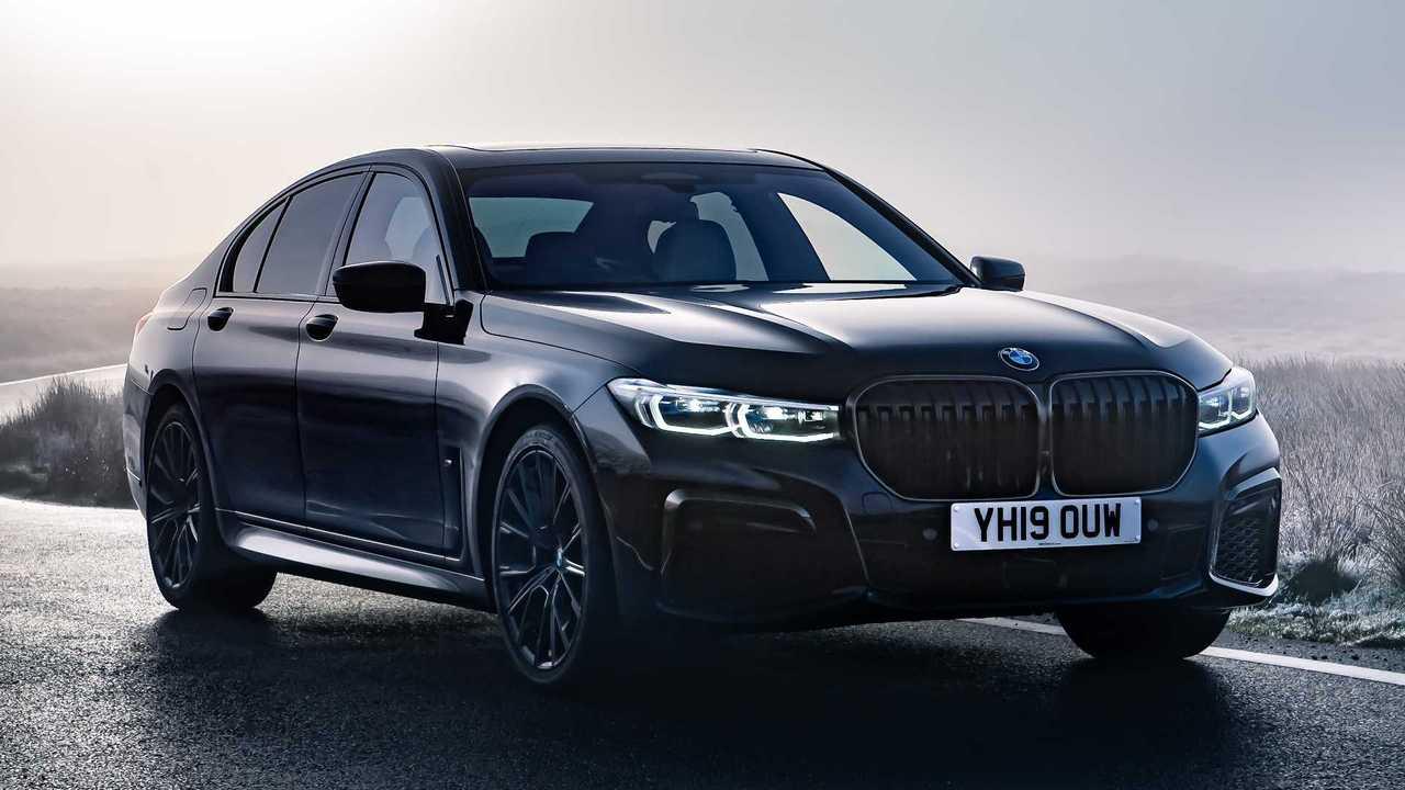 BMW 750i Drive M Sport Saloon