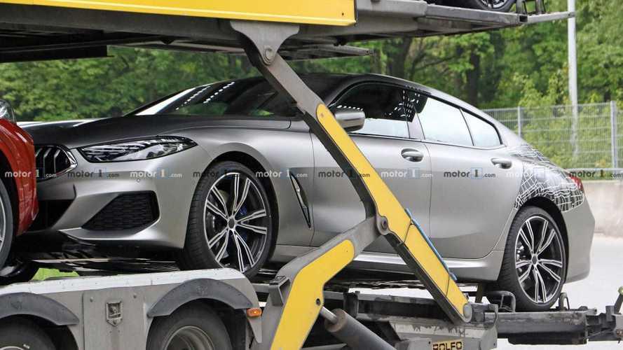 BMW Serie 8 Gran Coupé 2019, ¿para qué esperar a la presentación?