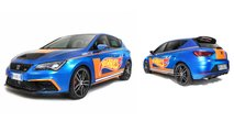 Seat Leon Cupra Hot Wheels