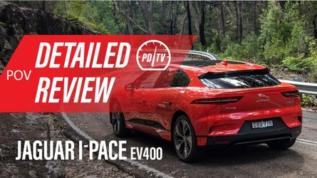 Jaguar I-PACE Test Drive Review From Australia: Video