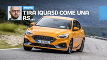 nuova ford focus st 2019 prova video