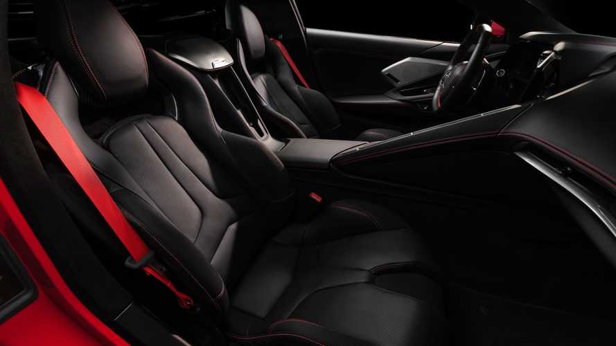 2020 Chevy Corvette Sees Return Of Locking Center Console Storage
