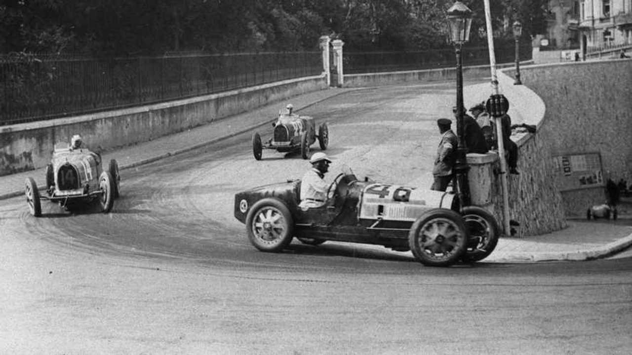 90 Years Monaco GP Bugatti