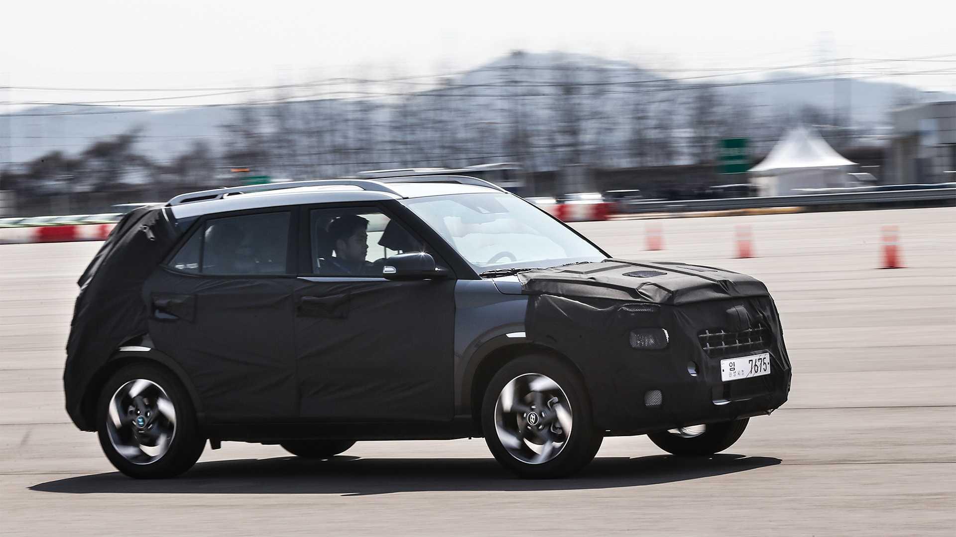 2020 Hyundai Venue: Design, Specs, Equipment, Price >> 2020 Hyundai Venue Prototype First Drive Affordable Spunk