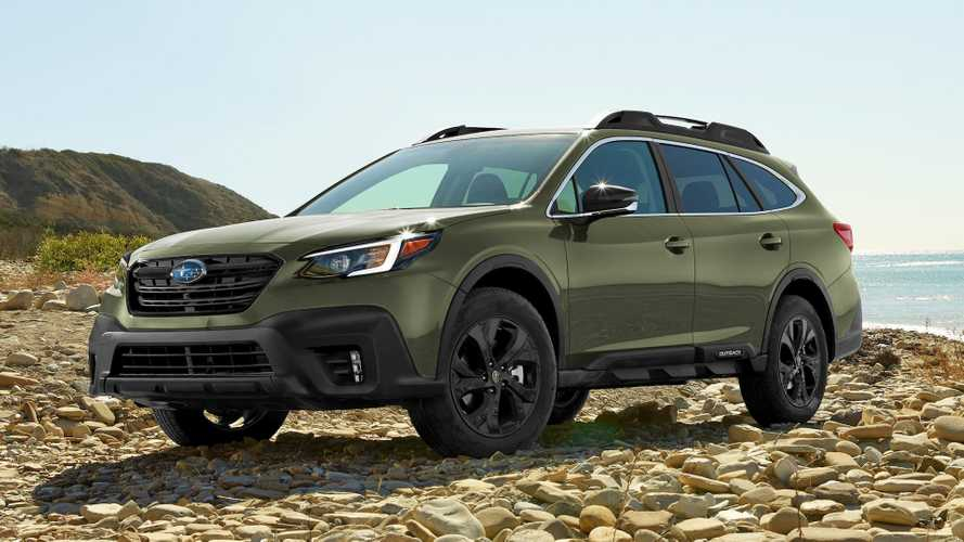 Subaru Outback (2020): Neue Version in New York vorgestellt