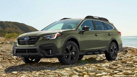Subaru Outback (2020): Neue Version in New York vorgestellt