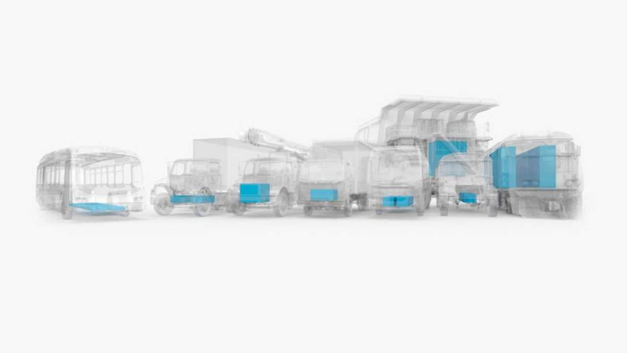 Proterra launches Proterra Powered vehicle electrification solutions