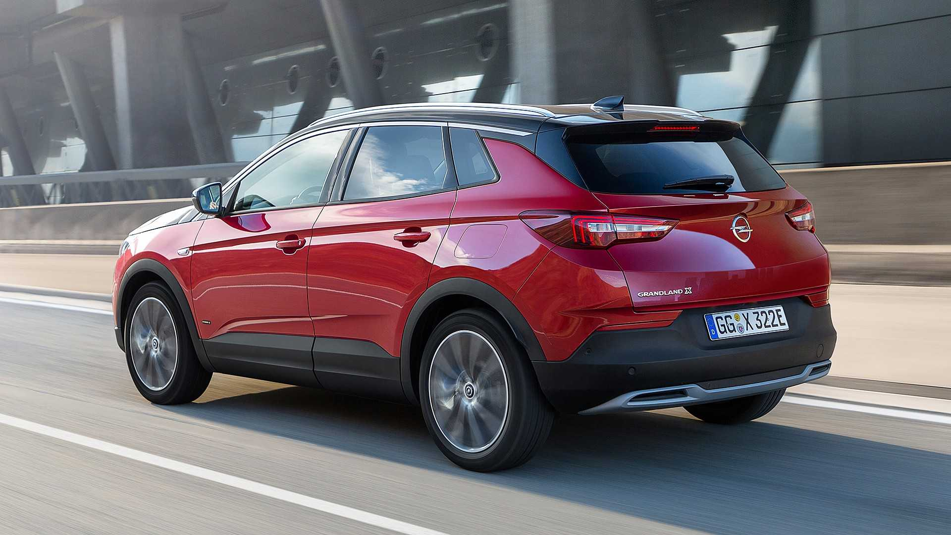 Opel Grandland X Plug In Hybrid 2020 Alles Zu Den Beiden Versionen