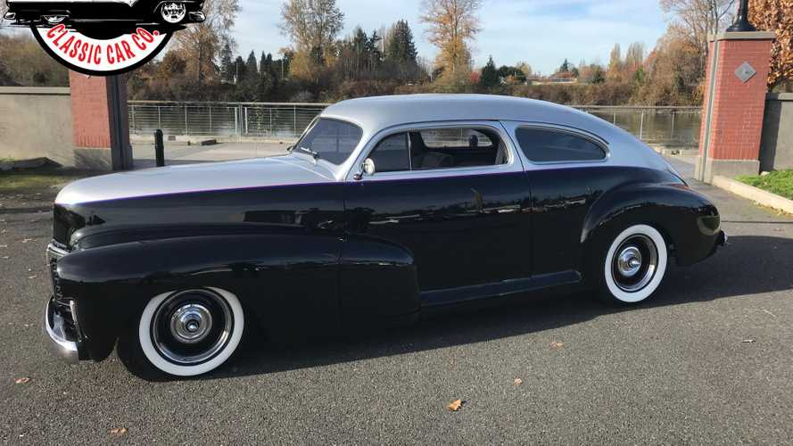 Stand Out From The Crowd With This Resto-Mod Chevrolet Aerosedan