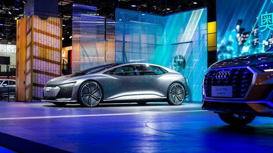 Audi Artemis project to lead to A9 Landjet? Tesla Model S targeted