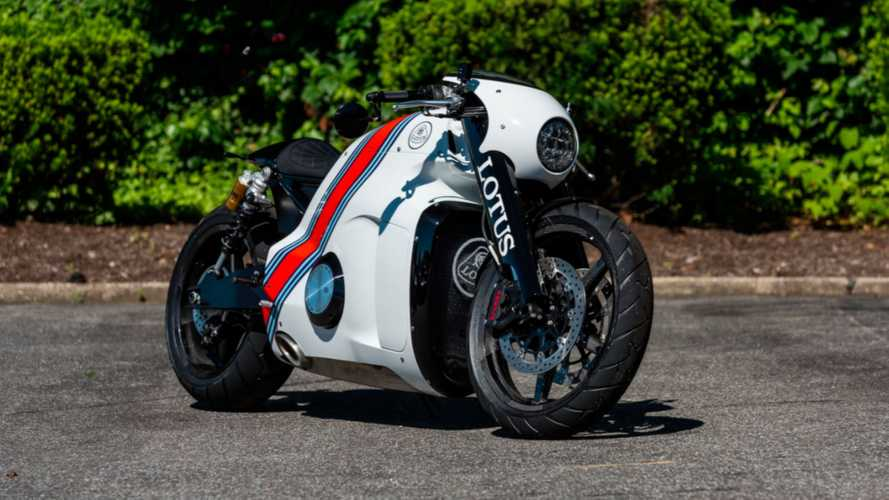 This Rare Lotus C-01 Could Soon Be Yours!