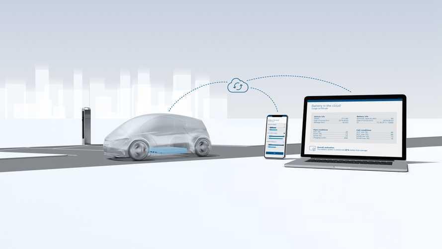 Batterie auto elettriche, l'idea Bosch per farle durare di più