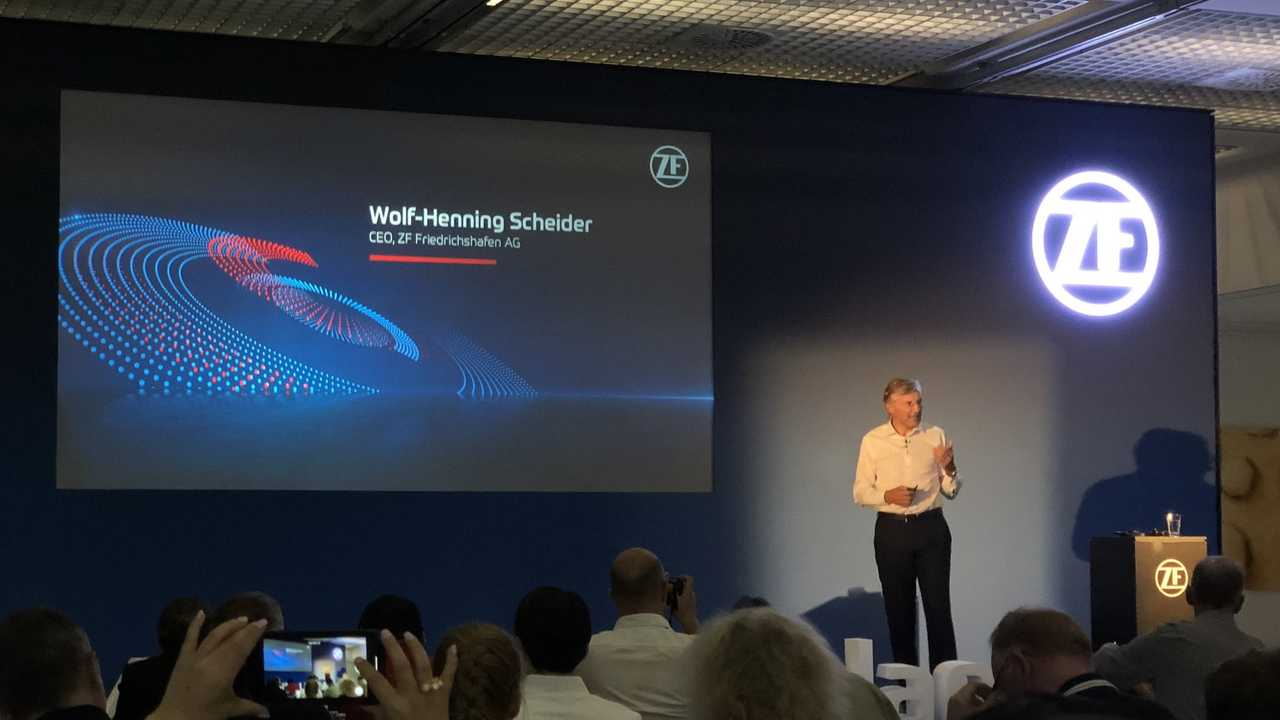 ZF - CEO Global
