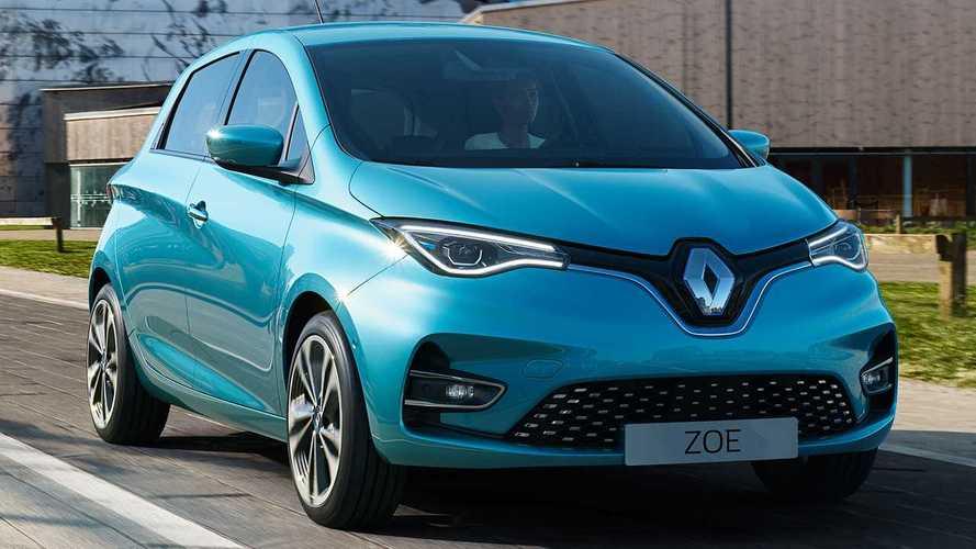 Renault Zoe ignora pandemia e bate recorde de vendas na Europa