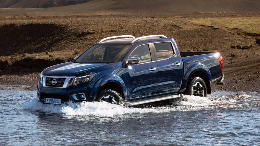 Hamarosan érkezik a frissített Nissan Navara