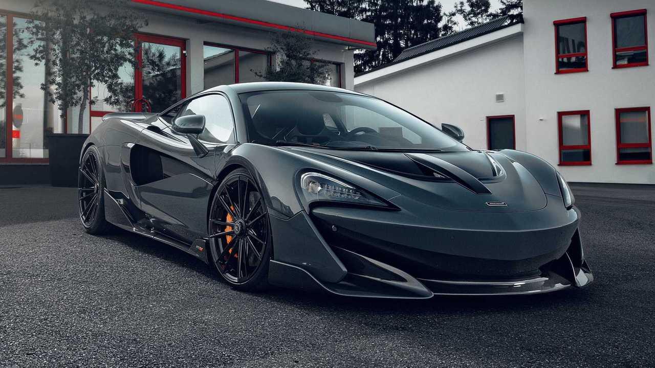 McLaren 600LT by Novitec