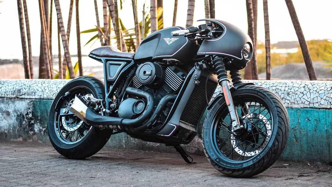 Harley-Davidson Street 750 Café Racer