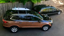 Dennis House Buick Enclave Woody Custom
