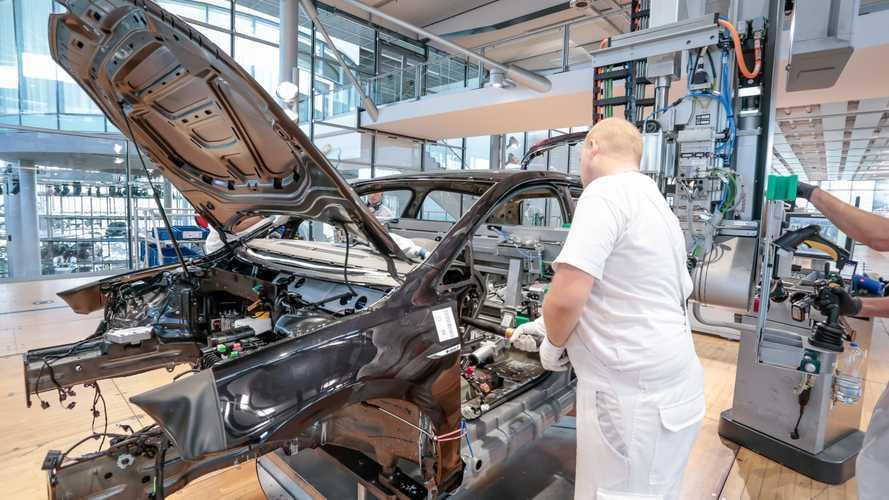 Volkswagen produce già oltre 1.000 auto elettriche al giorno a Zwickau