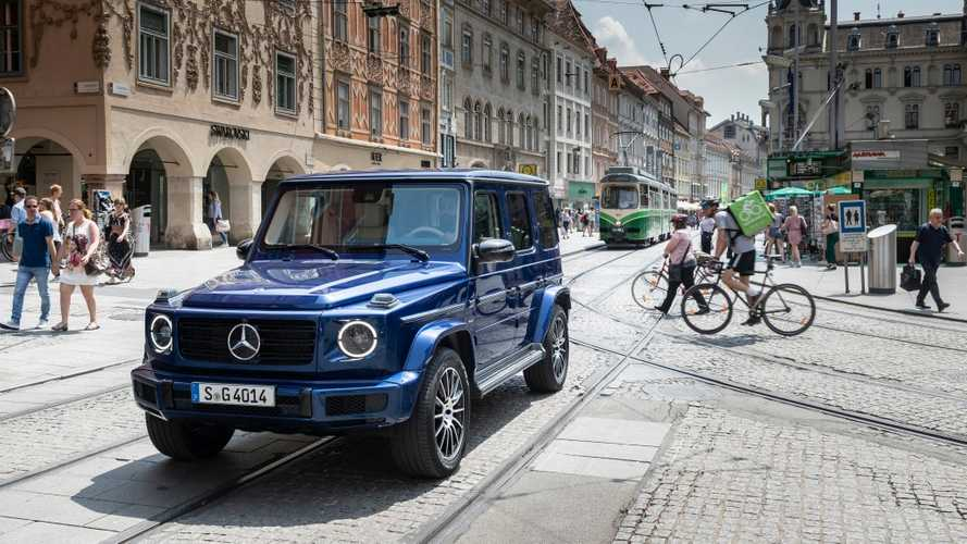 Mercedes Classe G elettrica, confermato l'arrivo entro il 2022