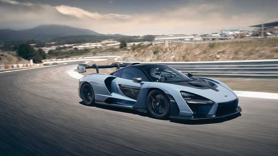 Taking The McLaren Senna To Its Spiritual Home