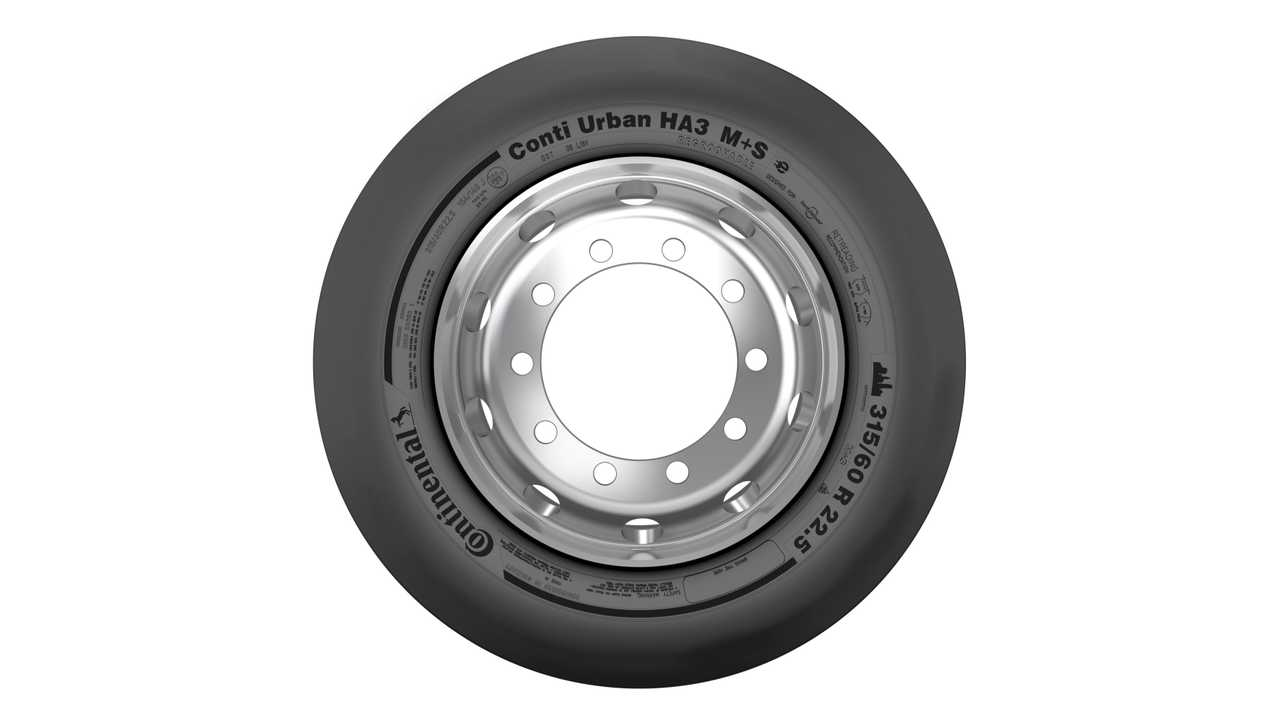 Conti Urban HA3 tire
