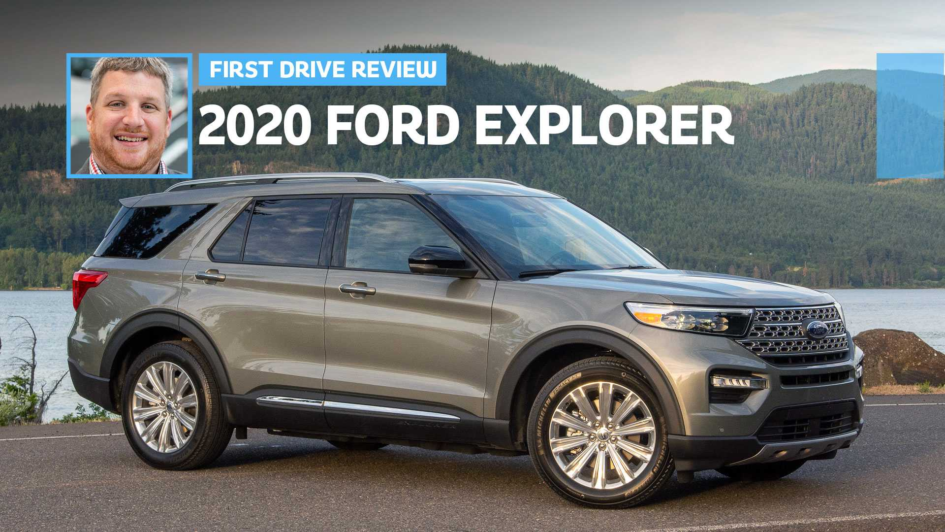 Ford Explorer 2020 Review.2020 Ford Explorer First Drive Add Power Evolve