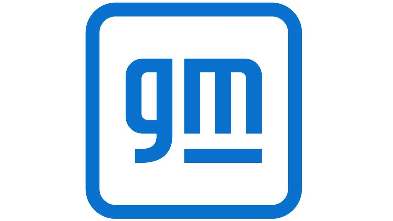 General Motors - Novo logo