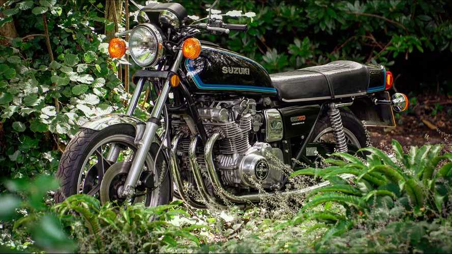 The Suzuki GS750 Refined The Universal Japanese Motorcycle