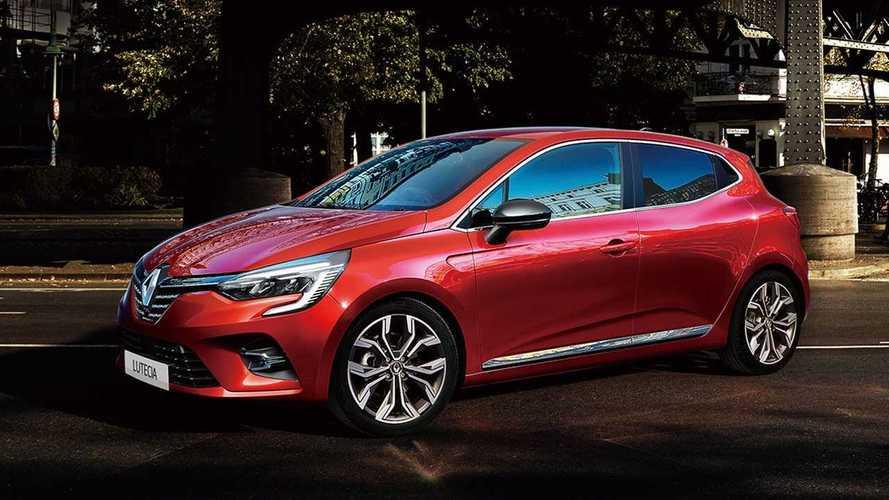 Renault Lutecia (2020) - La Clio du Japon
