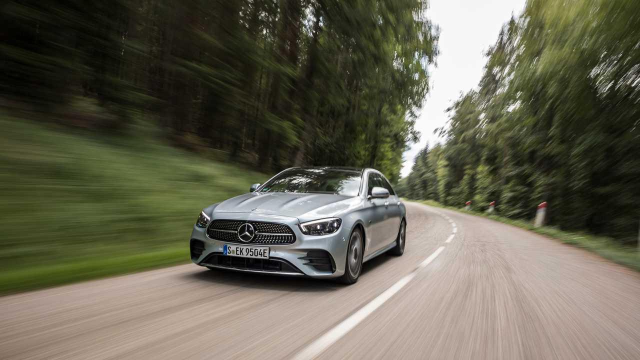 Medie-superiori (E) - Mercedes Classe E