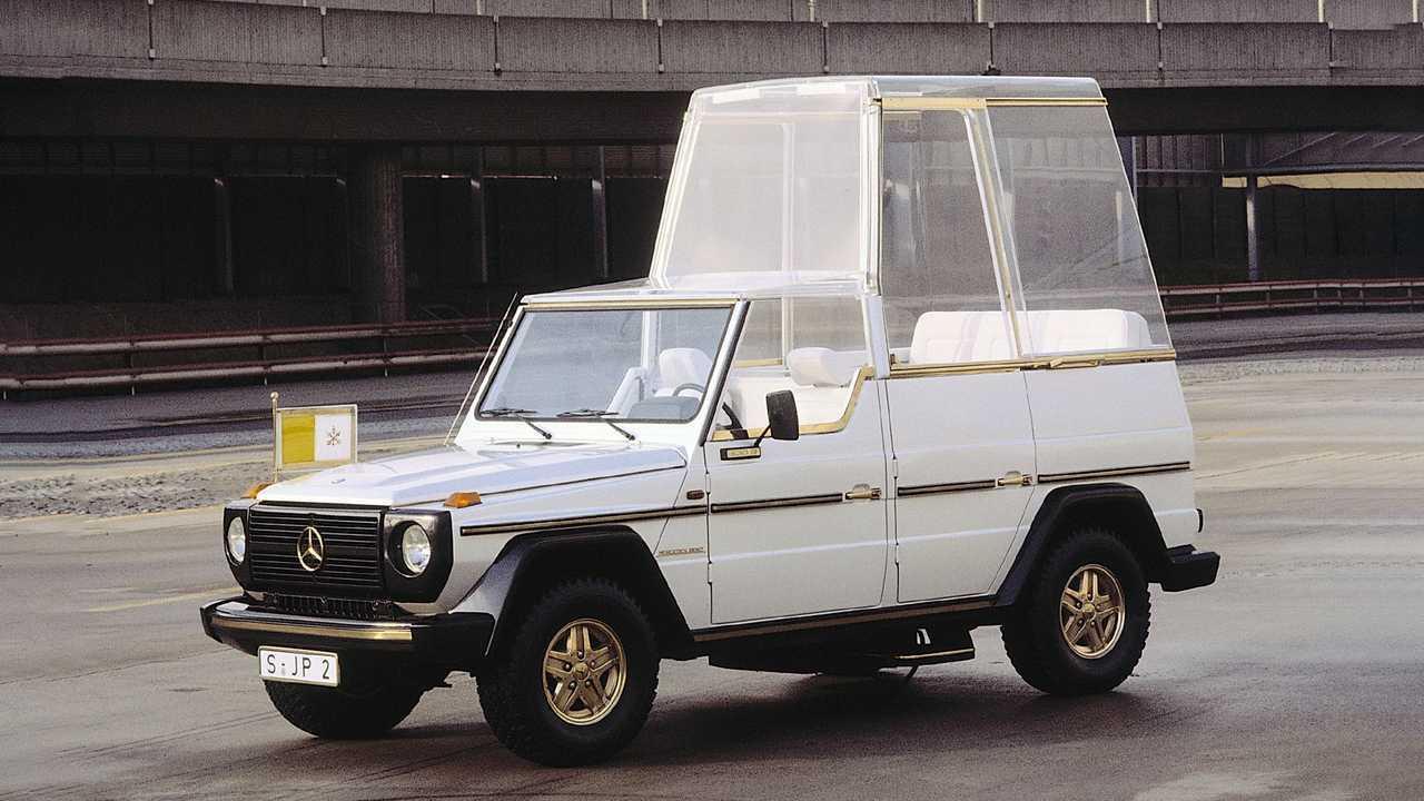 Mercedes-Benz 230 G (1980)