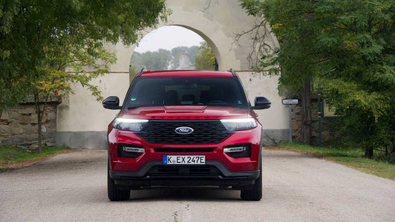 Primera prueba Ford Explorer 2021