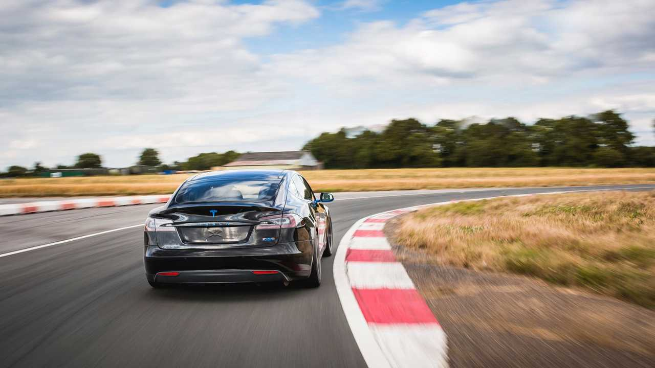 Brits curious about powerful EV acceleration