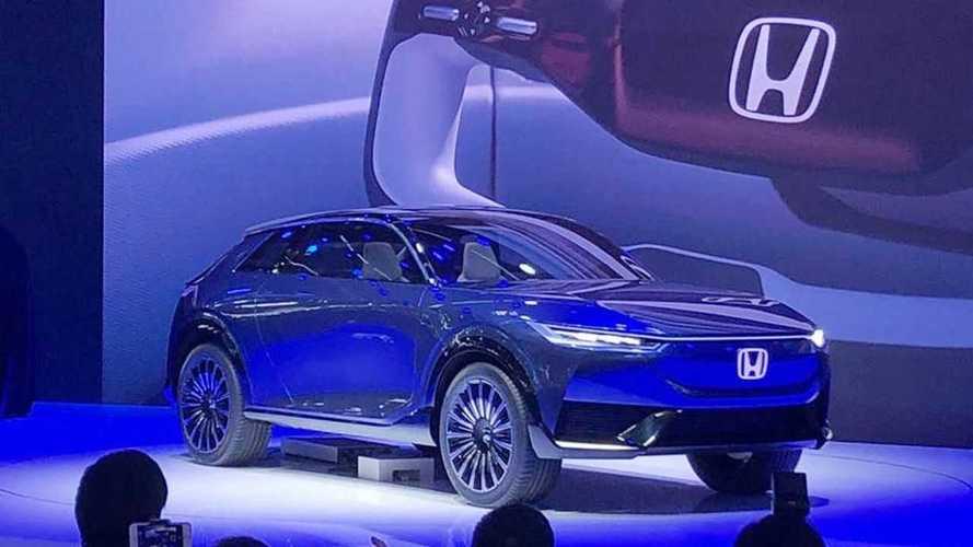 У Honda появился трехдверный кроссовер