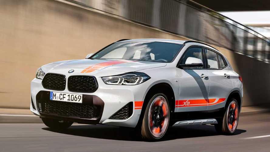 """Le BMW X2 reçoit une nouvelle finition """"M Mesh Edition"""""""